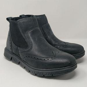 Josef Seibel Men's 44 Black Ankle Boots 76846